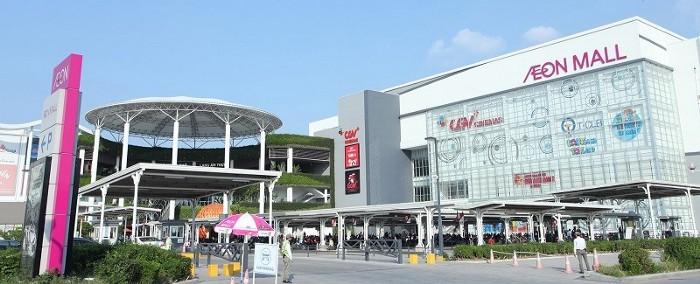 trung tâm thương mại aeon mall hải phòng