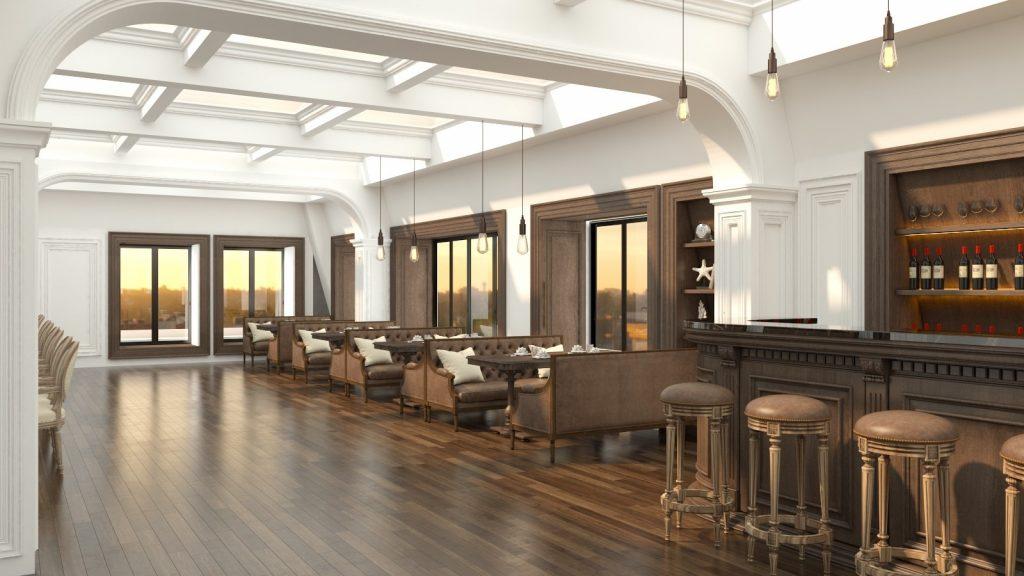 Thiết kế nội thất khách sạn Century Tuần Châu