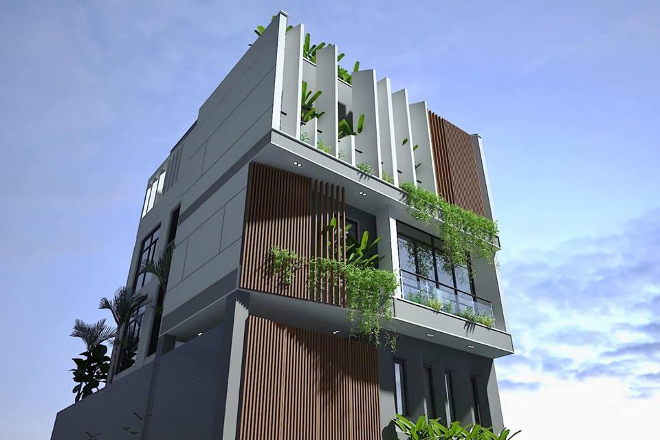 Kiền trúc nhà phố