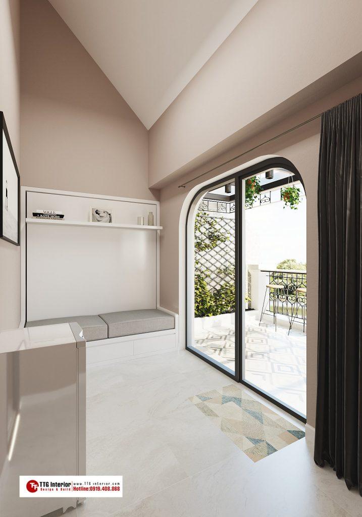 Thiết kế nội thất biệt thự ngọc trai vinhomes marina – anh Đ