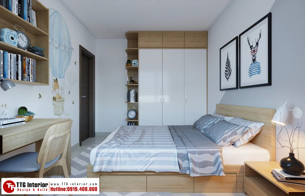 nội thất chung cư Quảng Ninh