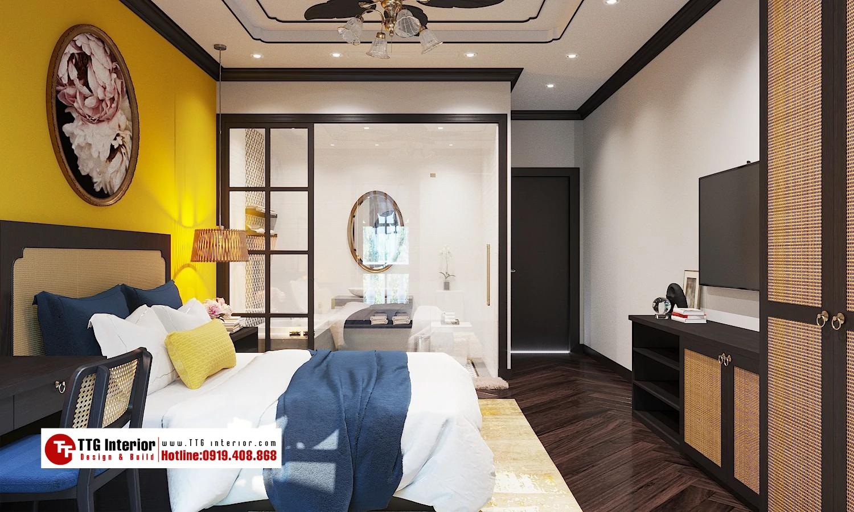 nội thất khách sạn Australia Bãi Cháy Quảng Ninh