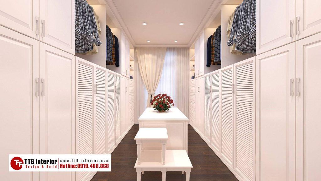 Thiết kế nội thất biệt thự phân khu Manhattan Vinhomes Imperia