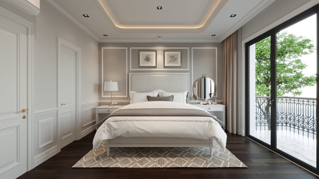 Thiết kế nội thất biệt thự Quang Minh Green City Hải Phòng