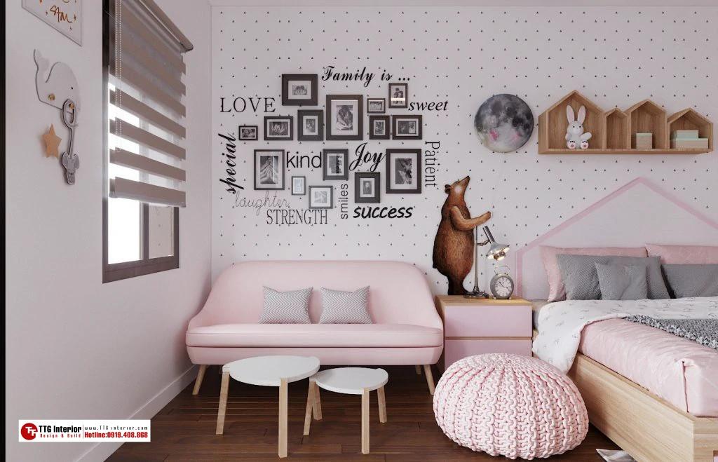 Thiết kế thi công nội thất nhà phố Văn Cao Hải Phòng – chị Thủy