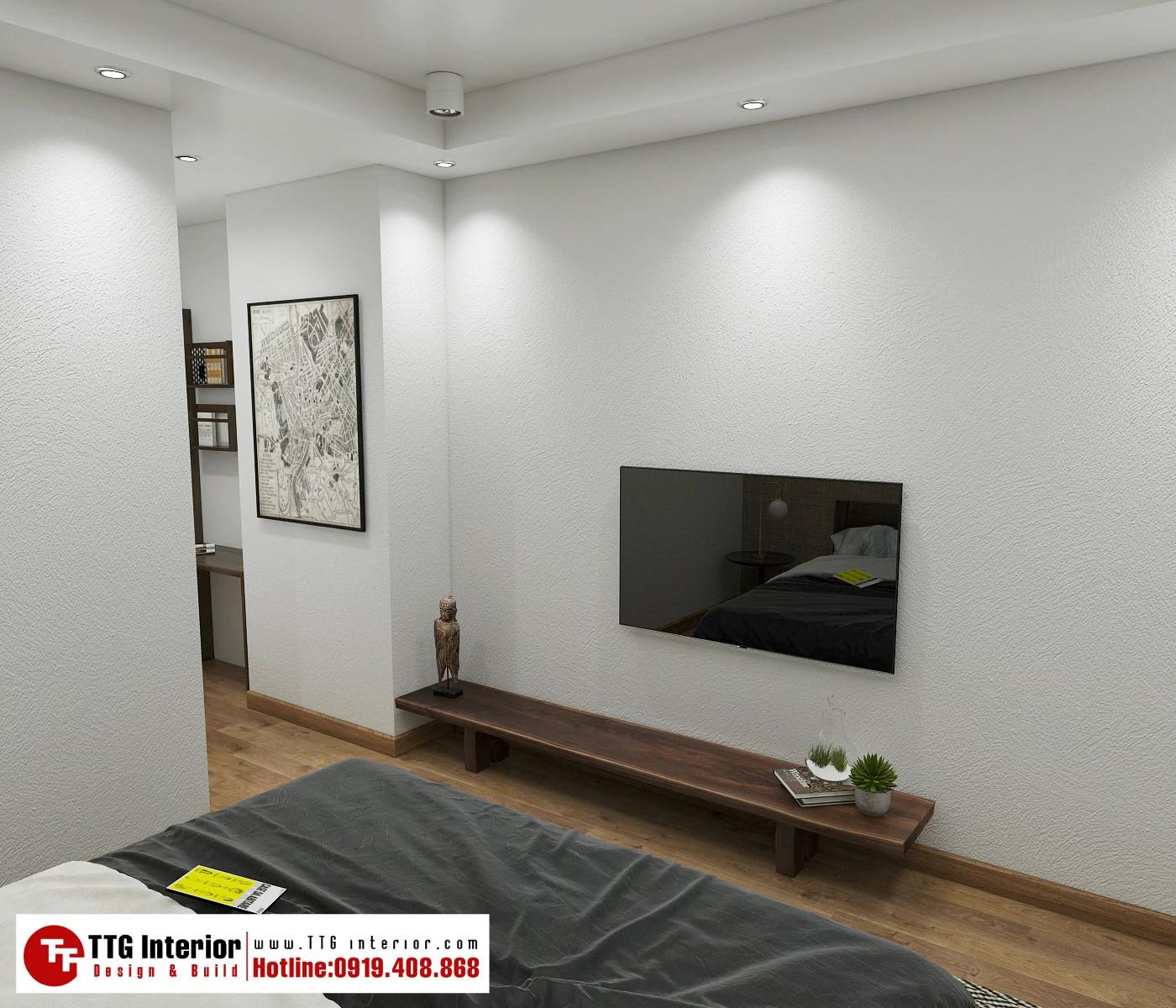 Thiết kế thi công nội thất tổ hợp thương mại, anh Tr Sóc Sơn Hà Nội