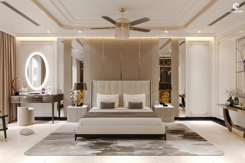 Phòng ngủ riêng tư